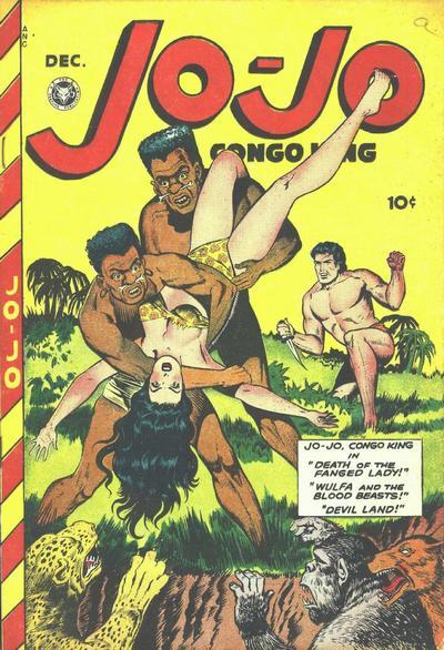 Cover for Jo-Jo Comics (Fox, 1946 series) #9