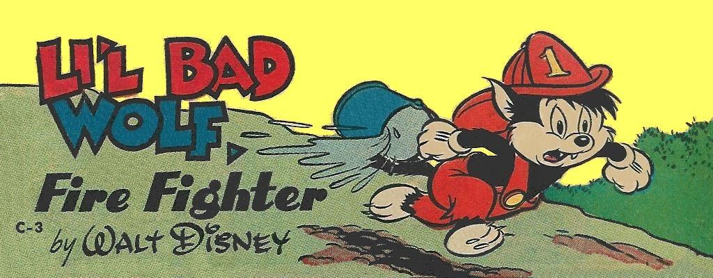 Cover for Walt Disney's Comics- Wheaties Set C (Western, 1951 series) #3