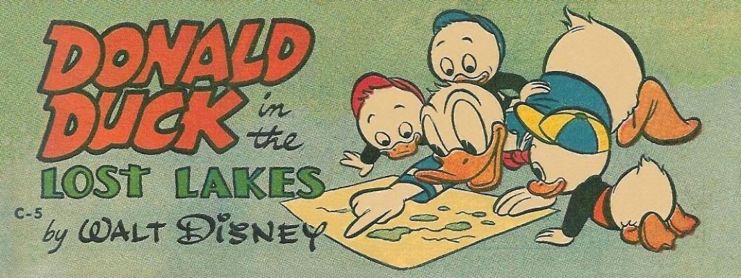 Cover for Walt Disney's Comics- Wheaties Set C (Western, 1951 series) #5