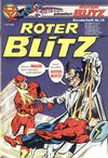 Cover for Roter Blitz (Egmont Ehapa, 1976 series) #16