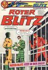 Cover for Roter Blitz (Egmont Ehapa, 1976 series) #18