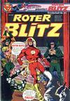 Cover for Roter Blitz (Egmont Ehapa, 1976 series) #25