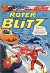 Cover for Roter Blitz (Egmont Ehapa, 1976 series) #7/1981