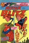 Cover for Roter Blitz (Egmont Ehapa, 1976 series) #9/1981