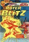 Cover for Roter Blitz (Egmont Ehapa, 1976 series) #3/1982
