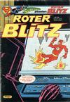 Cover for Roter Blitz (Egmont Ehapa, 1976 series) #6/1982