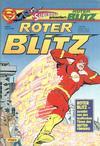 Cover for Roter Blitz (Egmont Ehapa, 1976 series) #8/1982