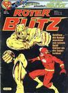Cover for Roter Blitz (Egmont Ehapa, 1976 series) #3/1983