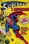 Cover for Superman Superband (Egmont Ehapa, 1973 series) #2