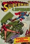 Cover for Superman Superband (Egmont Ehapa, 1973 series) #4