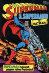 Cover for Superman Superband (Egmont Ehapa, 1973 series) #5