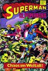 Cover for Superman Superband (Egmont Ehapa, 1973 series) #13