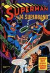 Cover for Superman Superband (Egmont Ehapa, 1973 series) #14