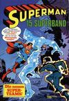Cover for Superman Superband (Egmont Ehapa, 1973 series) #15