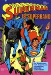 Cover for Superman Superband (Egmont Ehapa, 1973 series) #18