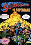 Cover for Superman Superband (Egmont Ehapa, 1973 series) #19