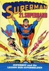 Cover for Superman Superband (Egmont Ehapa, 1973 series) #21