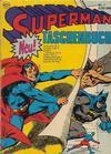 Cover for Superman Taschenbuch (Egmont Ehapa, 1976 series) #1