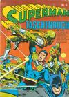 Cover for Superman Taschenbuch (Egmont Ehapa, 1976 series) #8