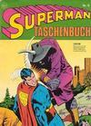 Cover for Superman Taschenbuch (Egmont Ehapa, 1976 series) #9