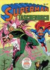 Cover for Superman Taschenbuch (Egmont Ehapa, 1976 series) #27