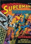 Cover for Superman Taschenbuch (Egmont Ehapa, 1976 series) #34
