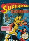 Cover for Superman Taschenbuch (Egmont Ehapa, 1976 series) #39