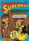 Cover for Superman Taschenbuch (Egmont Ehapa, 1976 series) #41
