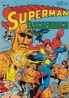 Cover for Superman Taschenbuch (Egmont Ehapa, 1976 series) #43
