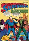 Cover for Superman Taschenbuch (Egmont Ehapa, 1976 series) #48