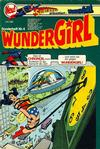 Cover for Wundergirl (Egmont Ehapa, 1976 series) #4