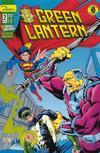 Cover for Green Lantern Die ersten Abenteuer (Dino Verlag, 1999 series) #2