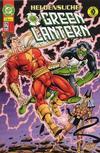 Cover for Green Lantern Die ersten Abenteuer (Dino Verlag, 1999 series) #12