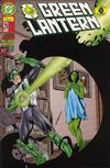 Cover for Green Lantern Die ersten Abenteuer (Dino Verlag, 1999 series) #20