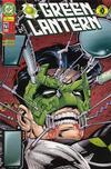 Cover for Green Lantern Die ersten Abenteuer (Dino Verlag, 1999 series) #21