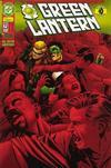 Cover for Green Lantern Die ersten Abenteuer (Dino Verlag, 1999 series) #23