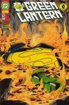 Cover for Green Lantern Die ersten Abenteuer (Dino Verlag, 1999 series) #25