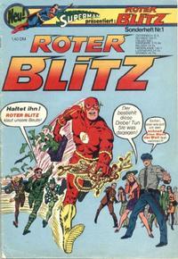 Cover Thumbnail for Roter Blitz (Egmont Ehapa, 1976 series) #1