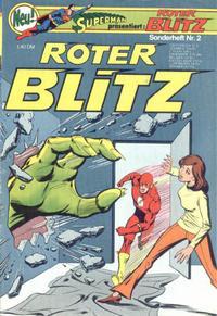 Cover Thumbnail for Roter Blitz (Egmont Ehapa, 1976 series) #2