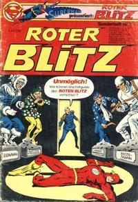 Cover Thumbnail for Roter Blitz (Egmont Ehapa, 1976 series) #5