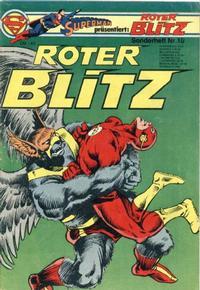 Cover Thumbnail for Roter Blitz (Egmont Ehapa, 1976 series) #10