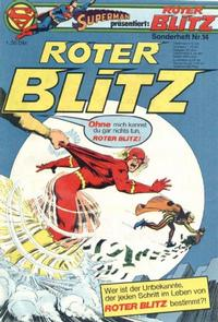 Cover Thumbnail for Roter Blitz (Egmont Ehapa, 1976 series) #14