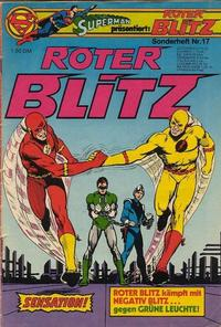 Cover Thumbnail for Roter Blitz (Egmont Ehapa, 1976 series) #17
