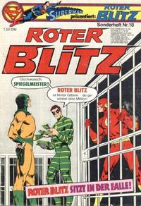 Cover Thumbnail for Roter Blitz (Egmont Ehapa, 1976 series) #18