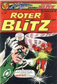 Cover Thumbnail for Roter Blitz (Egmont Ehapa, 1976 series) #19