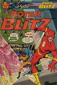 Cover Thumbnail for Roter Blitz (Egmont Ehapa, 1976 series) #26