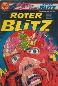 Cover Thumbnail for Roter Blitz (Egmont Ehapa, 1976 series) #27