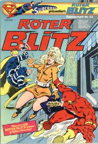 Cover Thumbnail for Roter Blitz (Egmont Ehapa, 1976 series) #33