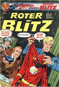 Cover Thumbnail for Roter Blitz (Egmont Ehapa, 1976 series) #34