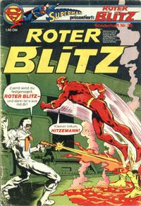 Cover Thumbnail for Roter Blitz (Egmont Ehapa, 1976 series) #36